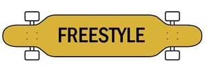longboard freestyle