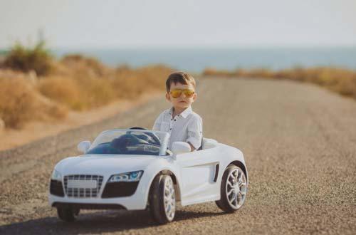 mejores coches eléctricos para niños de 2019