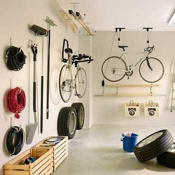 soporte bicicleta pared y techo