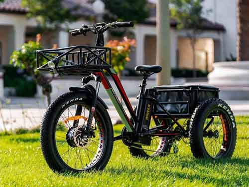 mejores triciclos eléctricos